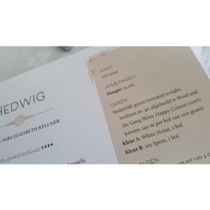 Garen voor Uil Hedwig